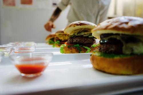 hamburger pani