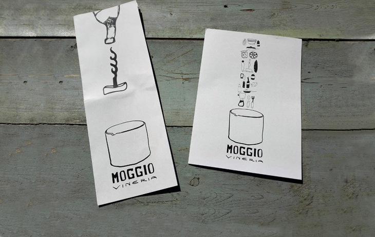 Le carte di Moggio Vineria