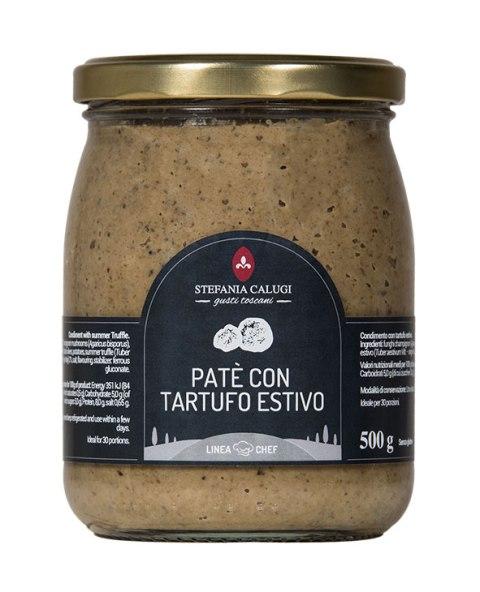 Il Patè con Tartufo estivo della Linea Chef
