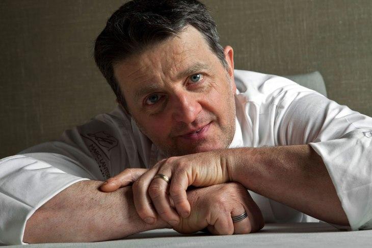 Lo chef Marc Lanteri