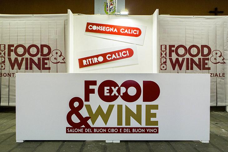 EFW, Il Salone del Buon cibo e del buon vino