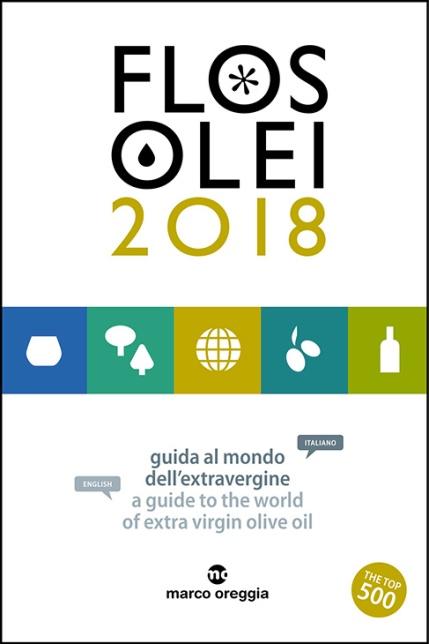 La copertina di Flos Olei 2018
