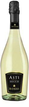 Bottiglia di Asti Docg Secco Bosio