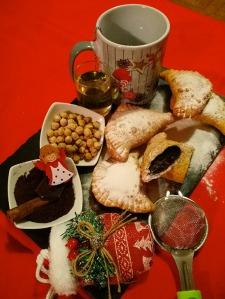 Deliziosi fagottini natalizi d'Abruzzo