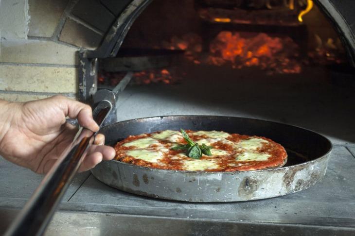 La pizza da Manforte