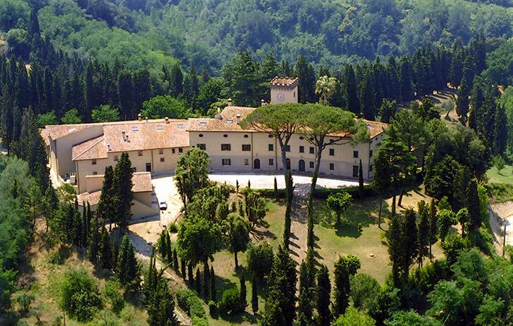 La Villa padronale di Usiglian Del Vescovo