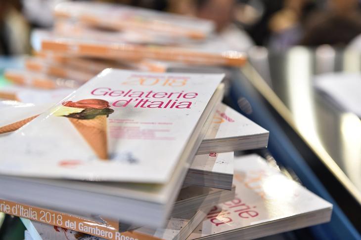 Assaggi di gelati d'autore al Sigep 2018 di Rimini