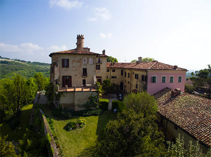 Il Castello di Pino d'Asti
