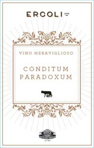 L'etichetta del Conditum Paradoxum