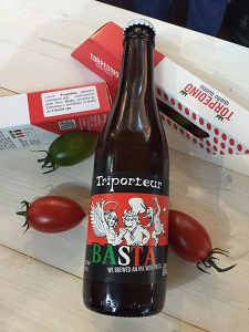 Pomodori Torpedino, ingredienti principali della birra Basta