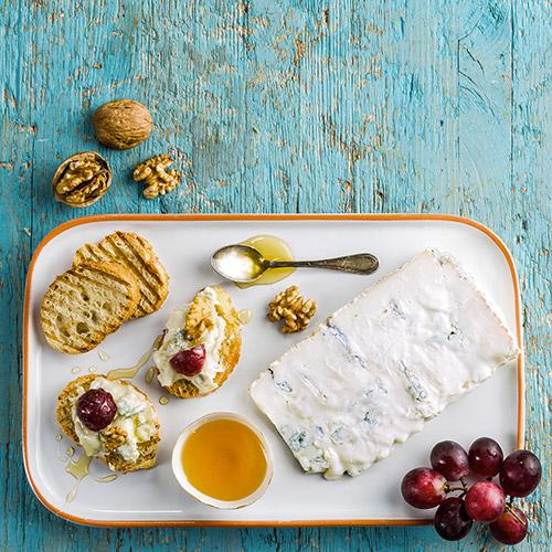Gorgonzola DOP dolce per una colazione o uno spuntino delizioso