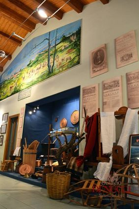 Il Museo dell'Arte e Casearia e della Transumanza Di Nucci