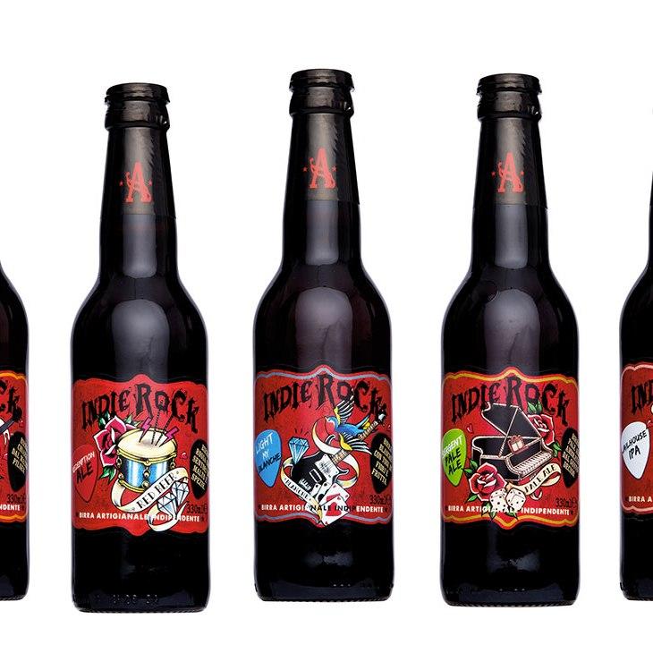 Le birre Indie Rock
