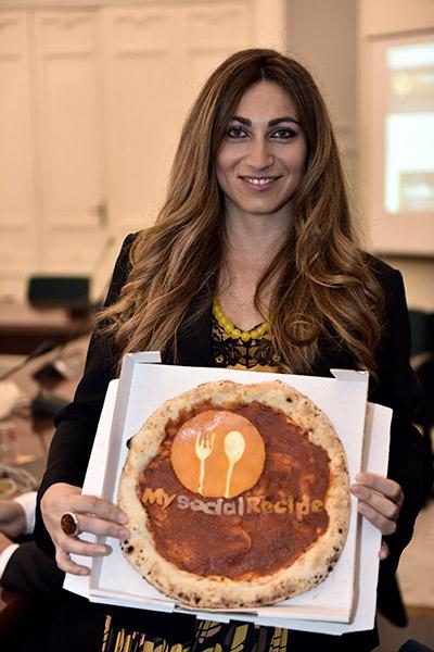 Francesca Marino, ideatrice del contest MySocialRecipe