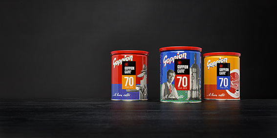 Il Caffè Goppion in edizione limitata