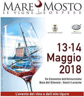 Locandina Mare&Mosto 2018