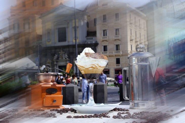 Il Caffè cocco del Gambrinus
