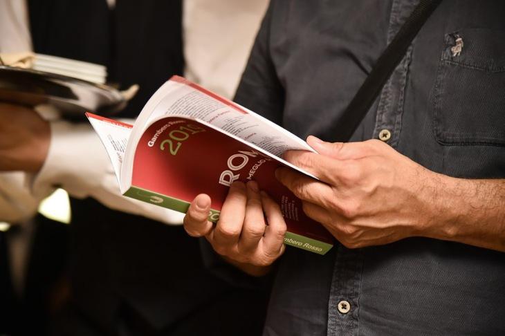 La Guida Roma 2019 del Gambero Rosso