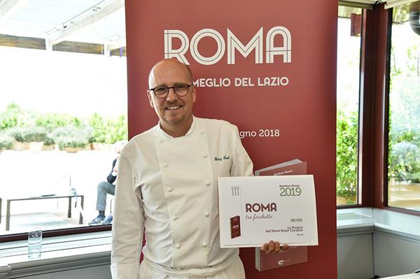 Lo chef Heinz Beck e il suo premio