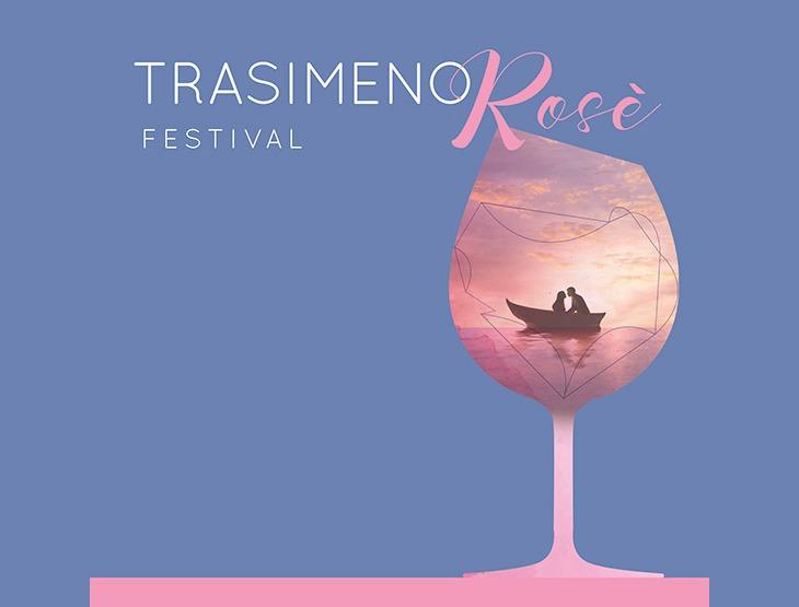 La Locandina del Trasimeno Rosé Festival