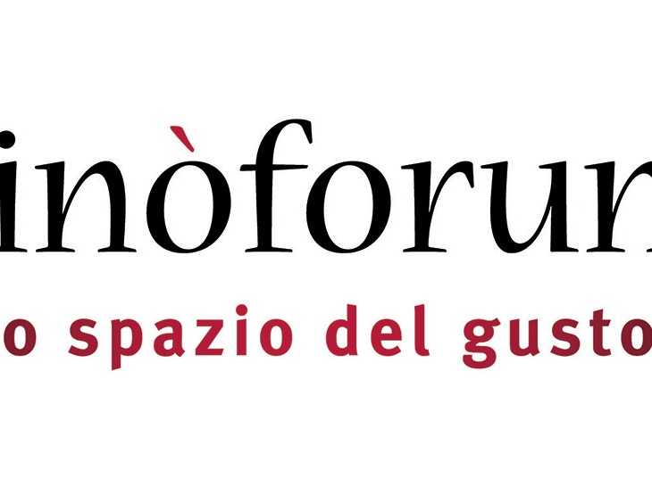 Il logo di Vinòforum – Lo spazio del gusto 2018