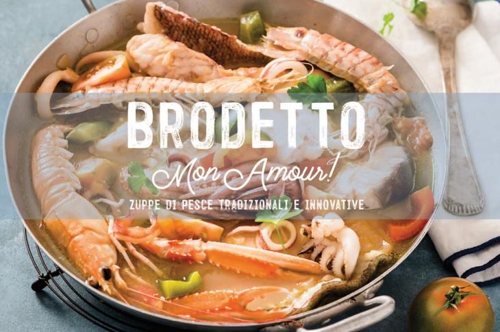 La copertina del libro Brodetto Mon Amour!