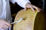 Forma di Parmigiano Reggiano di Montagna