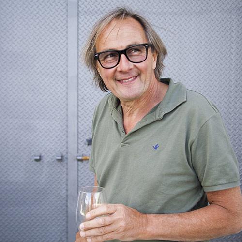 Walter Massa, famoso vignaiolo indipendente del Piemonte
