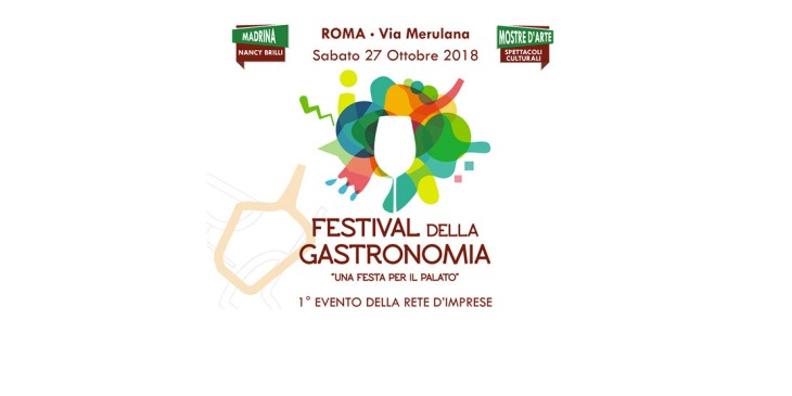 Festival Gastronomia Boulevard Merulana
