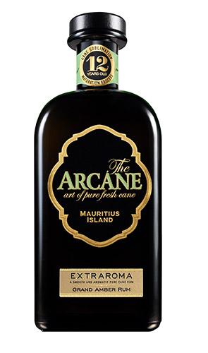 Bottiglia di Rum Arcane Extraroma