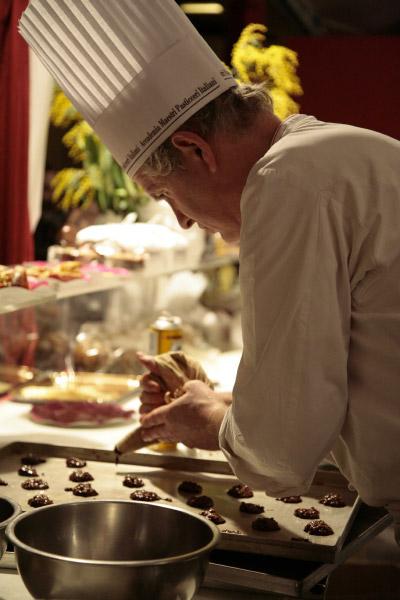 Chef pastry pratese all'opera