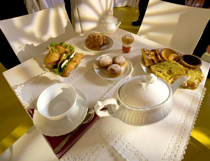 La colazione ad arte di Eat Prato Winter