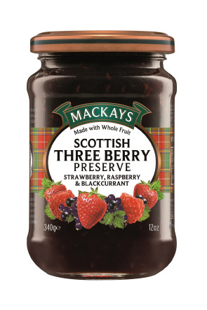 confettura sottobosco scozzese mackays