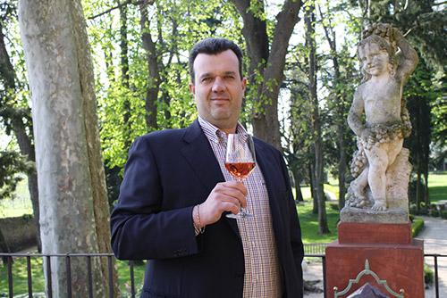 franco cristoforetti, presidente del consorzio di tutela del bardolino e del chiaretto
