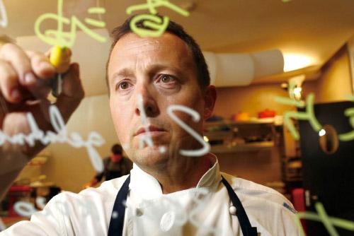 Lo chef catalano Carles Tejedor