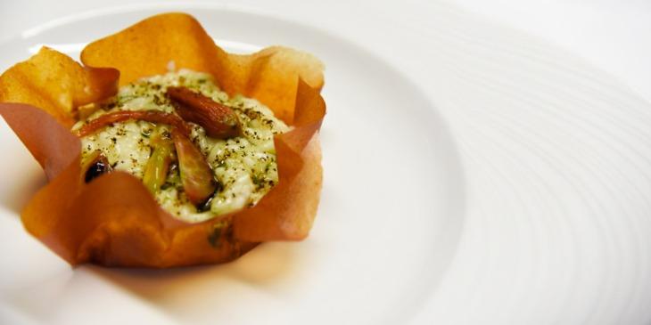 Il risotto al pomodoro duemilasedici di Andrea Viola