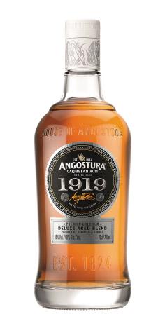 Bottiglia di Aged Rum 1919