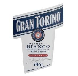 Etichetta del Gran Torino Vermouth Bianco