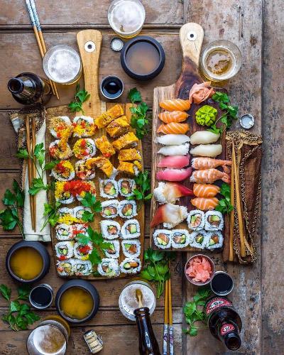 Specialità della cucina nipponica al Japan Food Festival 2019