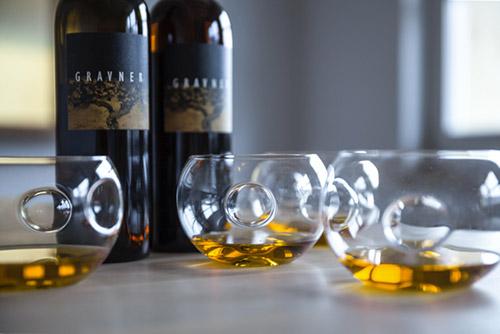 Il bicchiere secondo Gravner