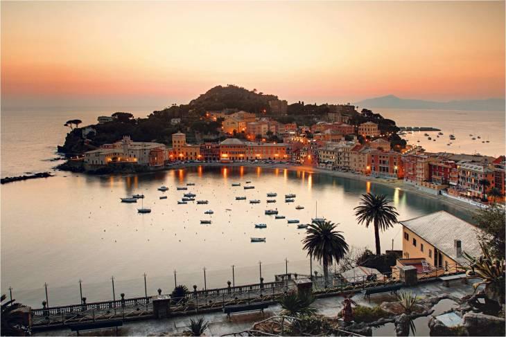 Sestri Levante, la città dei due mari dove si tiene Mare&Mosto