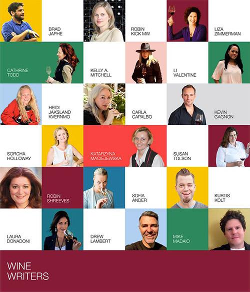 I giornalisti del vino a Radici del Sud 2019
