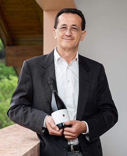 Paolo Bisol, proprietario della Cantina Ruggeri