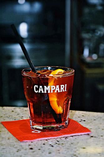 Cocktail a base di Campari