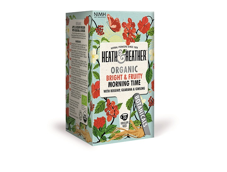 heat and heather organic bright and fruity