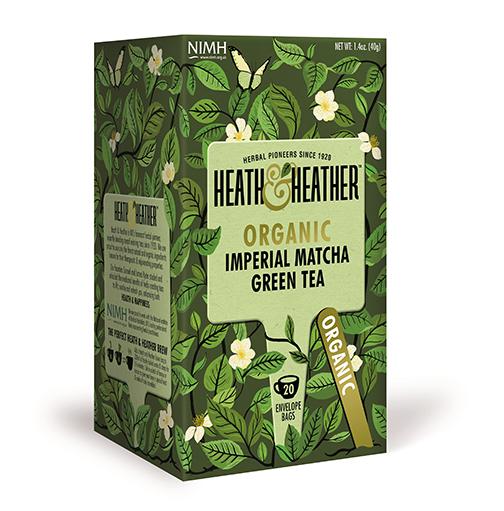 La confezione dell'Imperial Matcha Green Tea