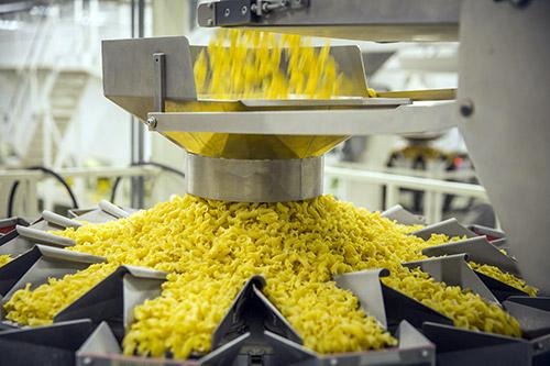 La lavorazione della pasta al Pastificio Felicetti