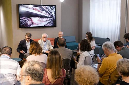 Presentazione del Festival del Prosciutto di Parma Dop