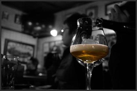 Il Teku, il calice da birra UB