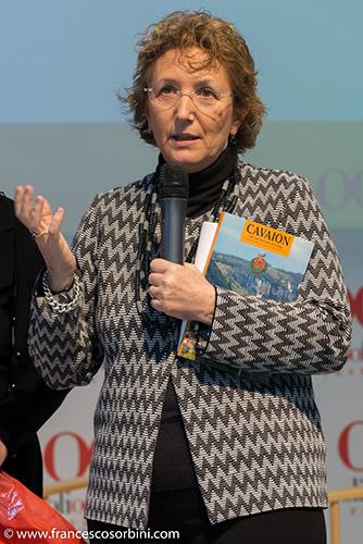 Laura Turri, Presidente del Consorzio Garda DOP